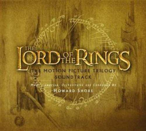 The Lord Of The Rings Trilogy Soundtrack 3 Discos Cd