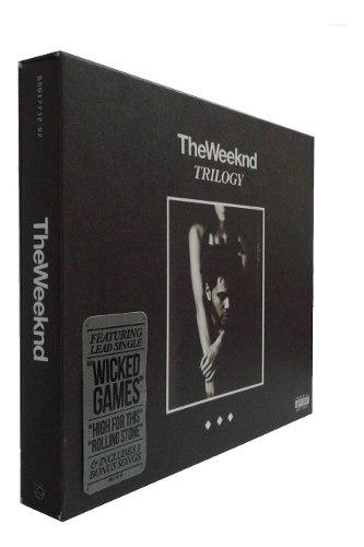 The Weeknd Trilogy - Boxset 3 Cd 's Nuevo (30 Canciones)