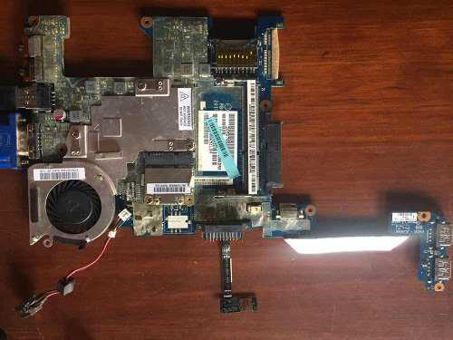 Toshiba Nb505 Motherboard Tarjeta Madre Funcional