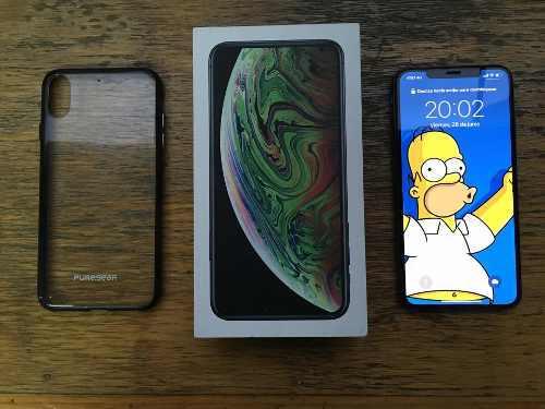 Vendo O Cambio Apple iPhone Xs Max 64gb Liberado X S10 Msi