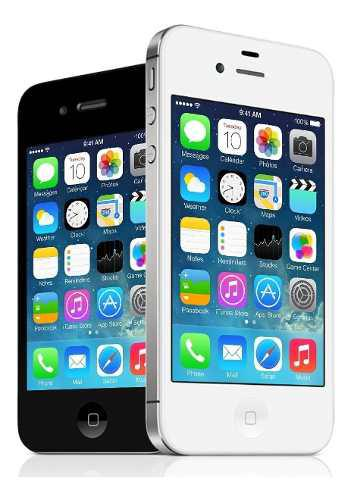iPhone 4s Apple 8gb O 16gb, Libre Sin Fallas.