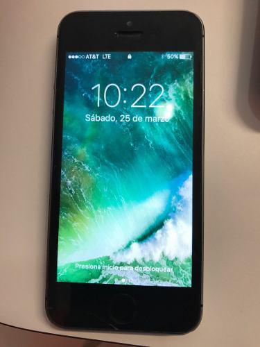 iPhone 5s 16gb Gris Libre De Fabrica