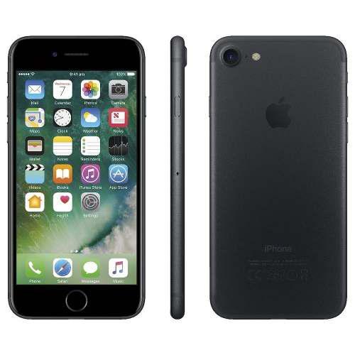 iPhone 7 128g Jet Black Nuevo Libre Fabrica Precio A Tratar