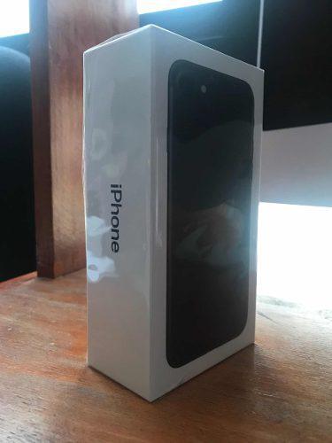 iPhone 7 De 256gb Negro Mate. Nuevo, Sellado De Fábrica