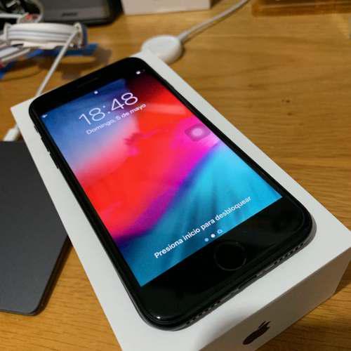 iPhone 7 De 32 Gb Negro Mate At&t Perfecto Estado
