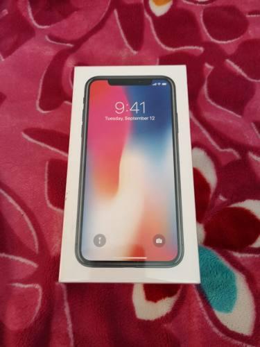 iPhone X 256gb Nuevo Y Sellado Promocion$22999