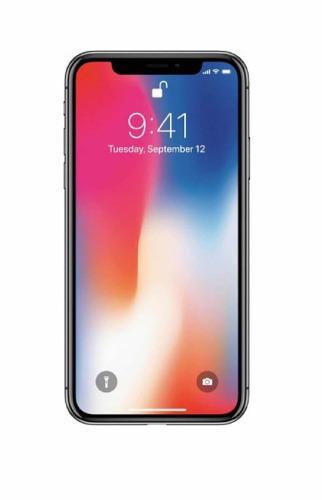 iPhone X 64 Gb Gris Espacial (telcel)