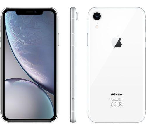 iPhone Xr Blanco De 64g Como Nuevo Libre Estética De 10/10