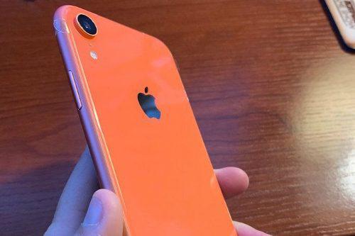 iPhone Xr De 128gb Coral Liberado