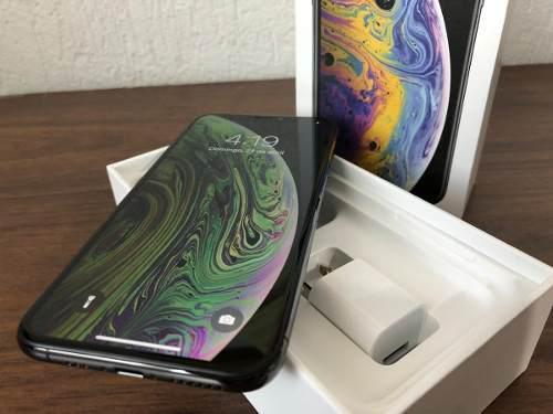 iPhone Xs De 64gb Con Garantia Impecable Jalando Como Nuevo