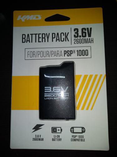 Bateria Recargable Psp 1000 Maxima Calidad::.. En Bsg