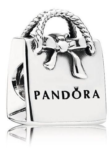 Charm Pandora Bolsa De Regalo Giftbag Charm, 100% Plata S925