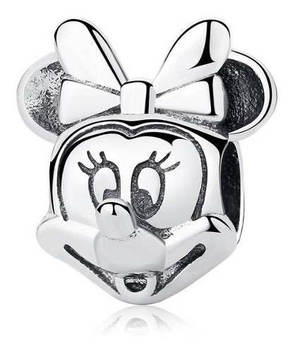 Charm Pandora Minnie Disney Plata S925 En Caja Original
