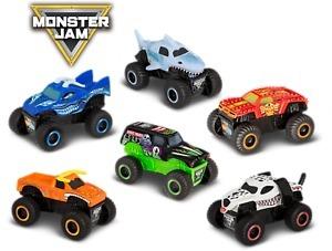 Colección Monster Jam Mcdonald's  Envio Gratis!