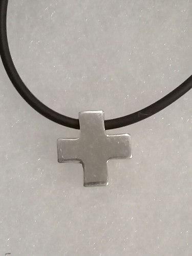 Dije Cruz Suiza - Autentica Plata.925 Envio Gratis Toda Rep