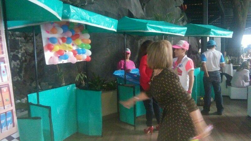 Fiestas tipo Kermes para fiestas infantiles
