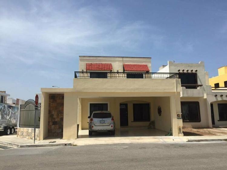 Hermosa Casa en Gran Santa Fe Merida
