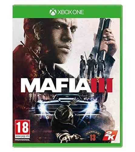 Juego Mafia 3 Xbox One Nuevo Original
