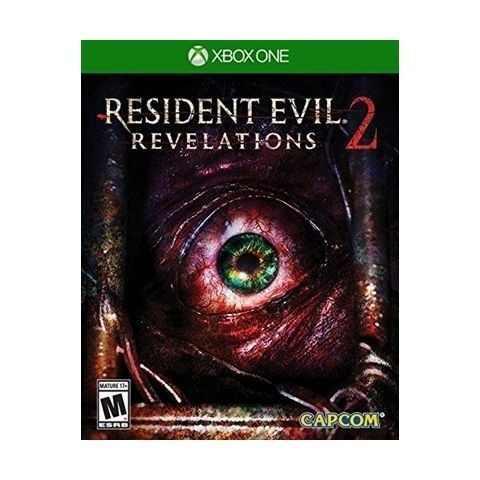 Juego Resident Evil Revelations 2 Xbox One Nuevo Original