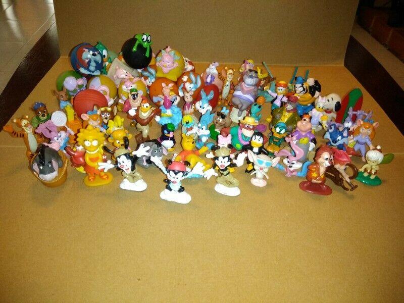 Lote de juguetes de colección