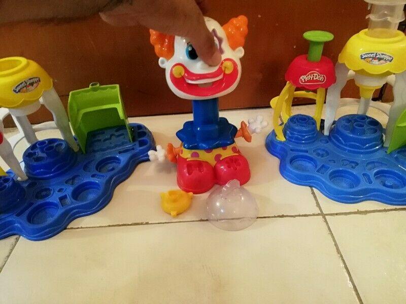 Lote de juguetes play doh juguetes para plastilina