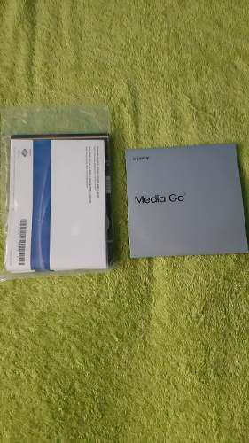 Manuales De Psp Go Y Disco Media Go