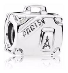 Pandora Charm De Maleta