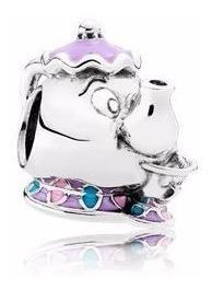 Pandora Charm Disney Señora Potts Y Chip