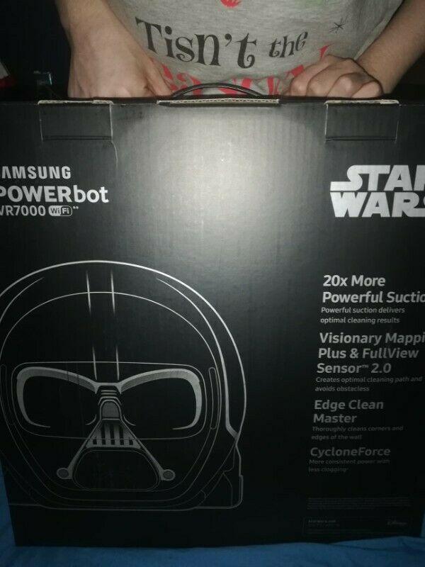 Robot aspiradora POWERbot (Nueva) Edición Star Wars