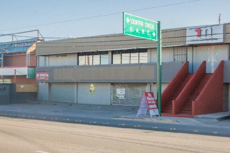 Se Renta Local Comercial en Blvd. Adolfo López Mateos