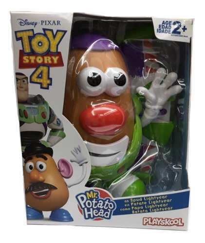 Toy Story 4 Sr Cara De Papa Buzz Lightyear Playskool