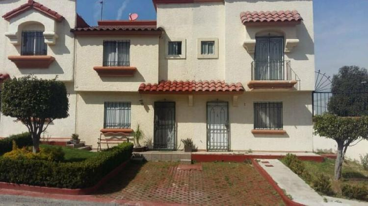 casa en venta de 2 recamaras fraccionamiento Villas del