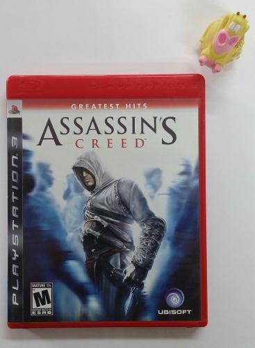 Assassin's Creed Ps3 Play Station Un Juegazo!!:)