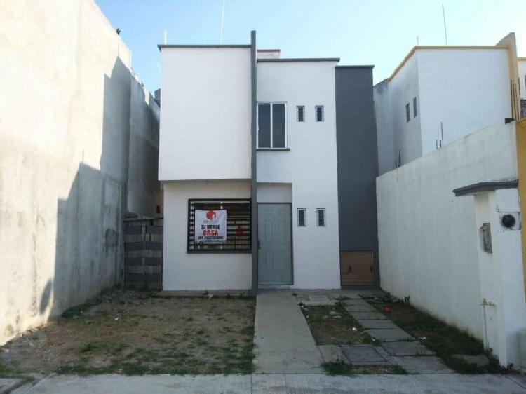 Casa en Venta en Santo Domingo a 15 min de Villahermosa