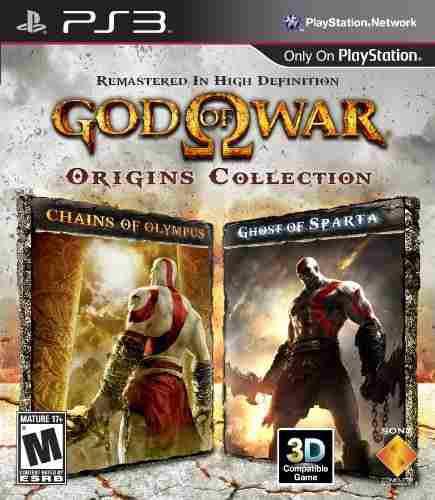 Colección De Videojuego God Of War, Para Playstation 3