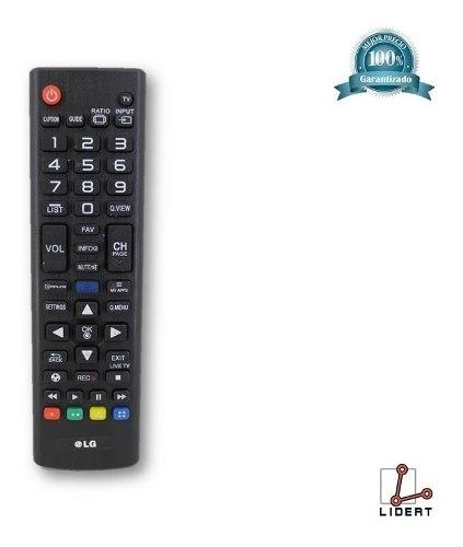 Control Remoto Smart Tv Lg Universal Envió Gratis Rm-373
