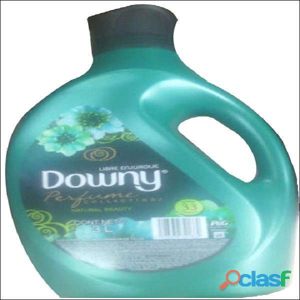 Downy libre enjuague Natural Beauty 3L