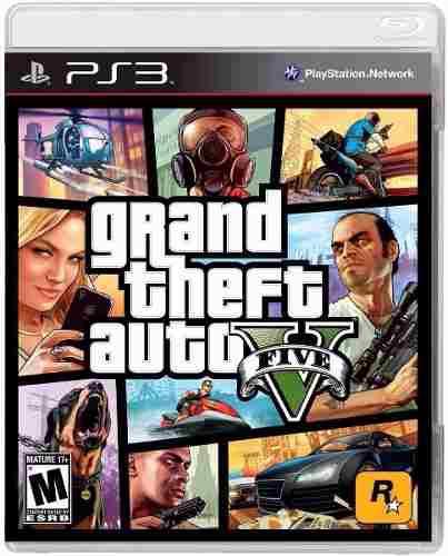 Grand Theft Auto V 5 Ps3 Nuevo