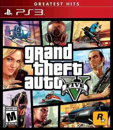 Grand Theft Auto V - Ps3 Msi