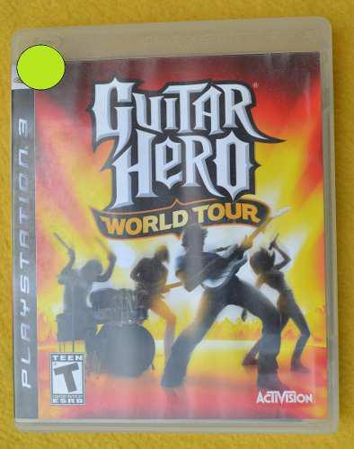 Guitar Hero World Tour Ps3* Play Magic