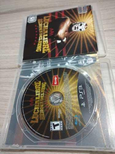 Heroes Del Ring Aaa Ps3 Juego Fisico