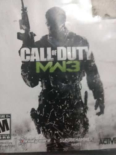 Juego De Ps3 Call Of Duty Modern Warfare 3