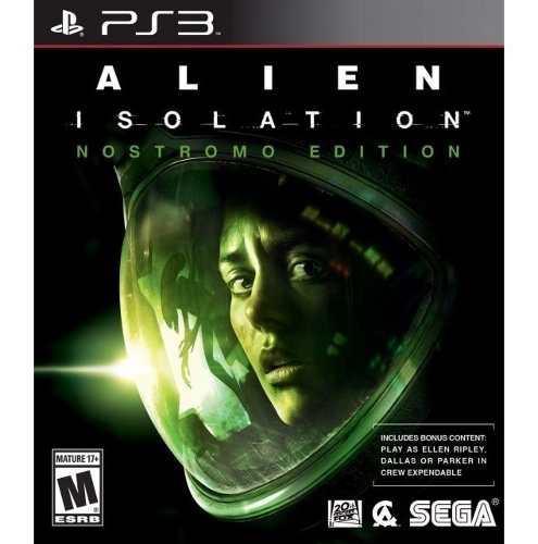 Juego Playstation 3 Alien Isolation Nostromo Edition Nuevo
