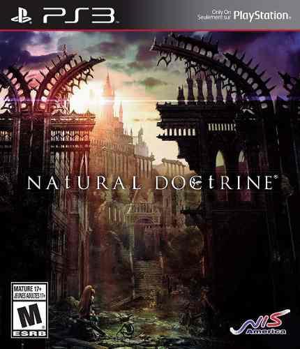 Juego Playstation 3 Natural Doctrine Ps3 Nuevo