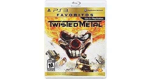 Juego Twisted Metal Ps3 Nuevo Original