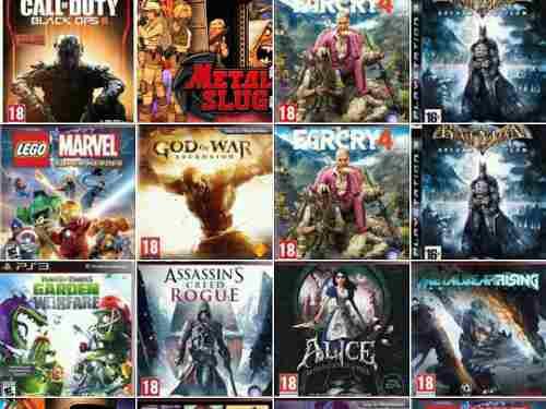 Juegos De Ps3 Digitales