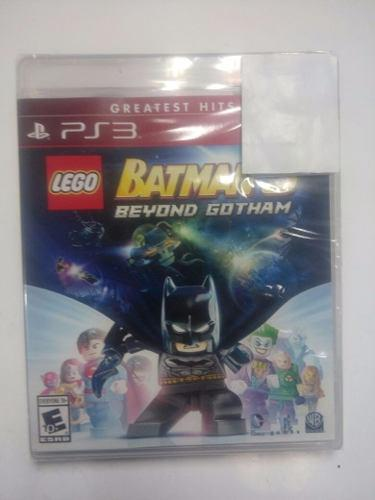 Lego Batman 3 Beyond Gotham.-ps3