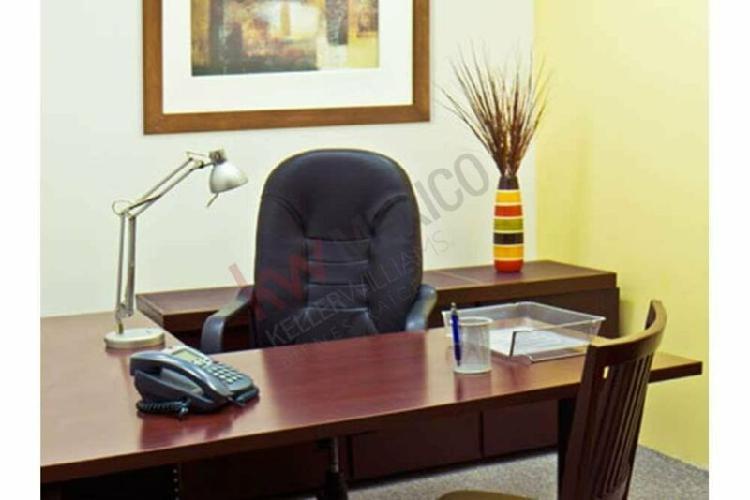Oficina equipada en Santa Fe ¡Oferta web!