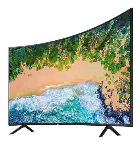 Pantalla Samsung 55 Un55nu Curva 4k Smart Tv