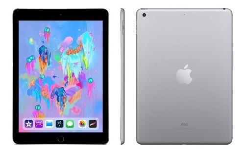 Promo  Apple iPad 6 Mod A Gb Wifi 6ta Generacion